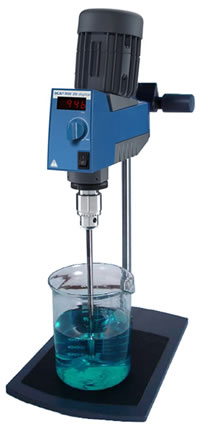 RW 20 digital laboratory stirrer