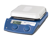 RET control visc IKAMAG® safety control magnetic stirrer with heat